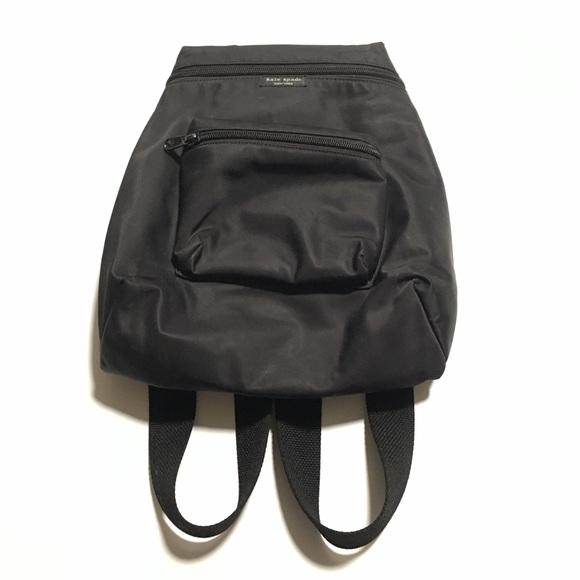 kate spade Handbags - KATE SPADE Black Vintage Mini BackPack